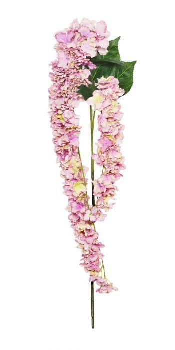 155cm Lilac Trailing Hydrangea x 2 Stems