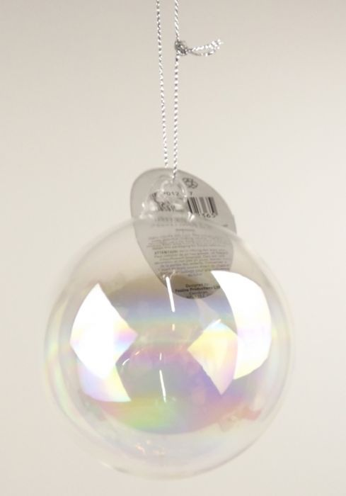 8Cm Iridescent Ball