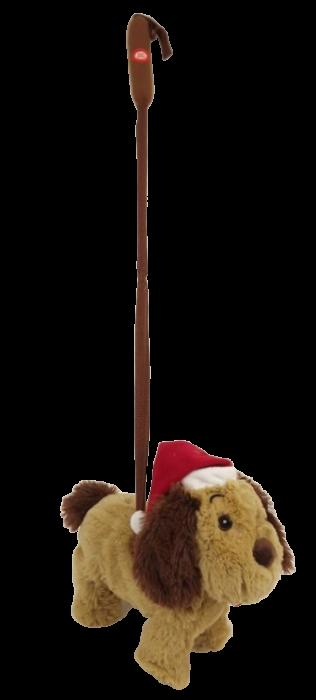 Animated Walking Dog