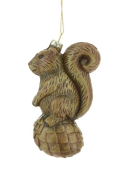 Bm Woody Squirrel 12cm