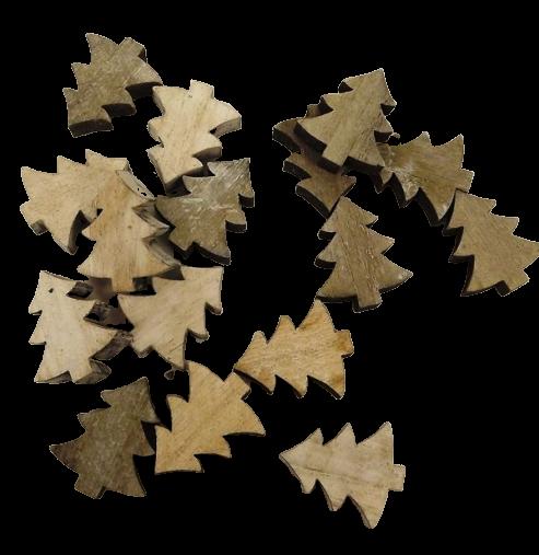 24 Wooden