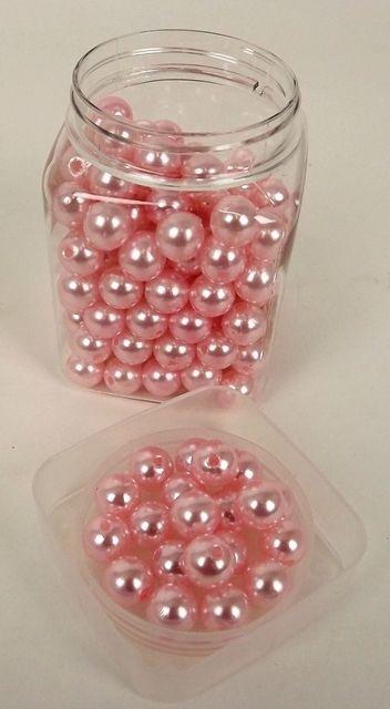 12mm Pearls Light Pink (App 179 pcs)