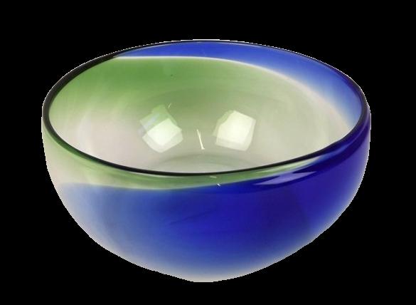 Bowl Green/Kobalt H10 - D21cm