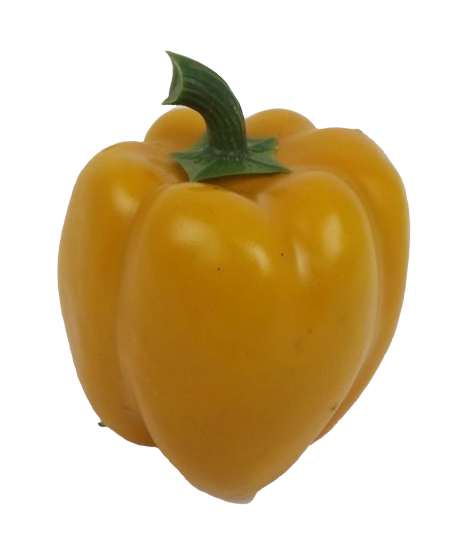 Bell Pepper 10cm Yellow