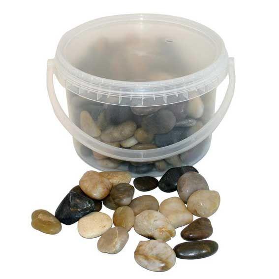 4kg Bucket 20-40mm Stones Mixed