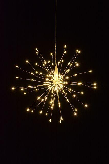 30cm Starburst 120 LED Mains