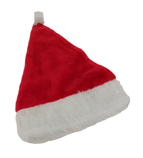 45Cm Red Plush Santa Hat