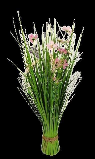 Meadow Flowers 70cm - Light Pink & Hot Pink