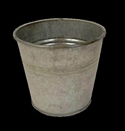 Chartwell 11cm Zinc Pot