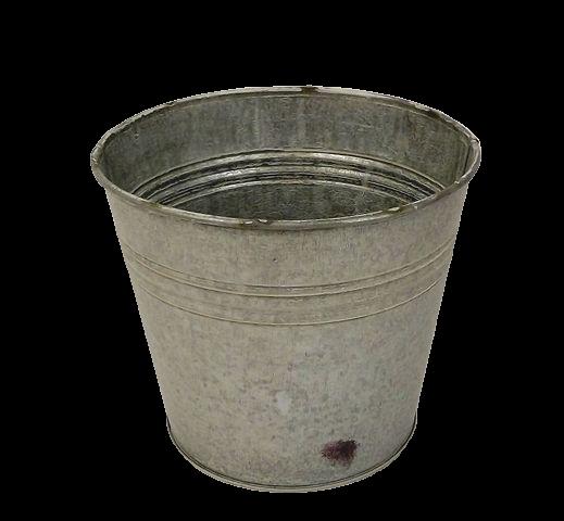 Chartwell 15cm Zinc Pot