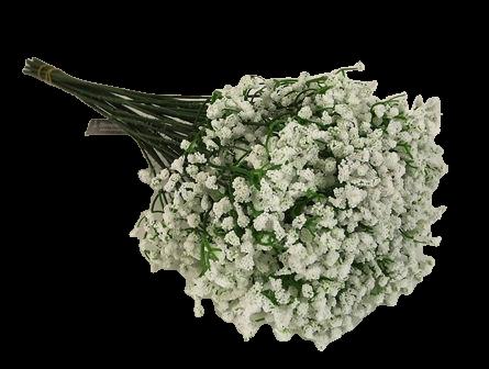 48cm Gypsophila x 12 Stems