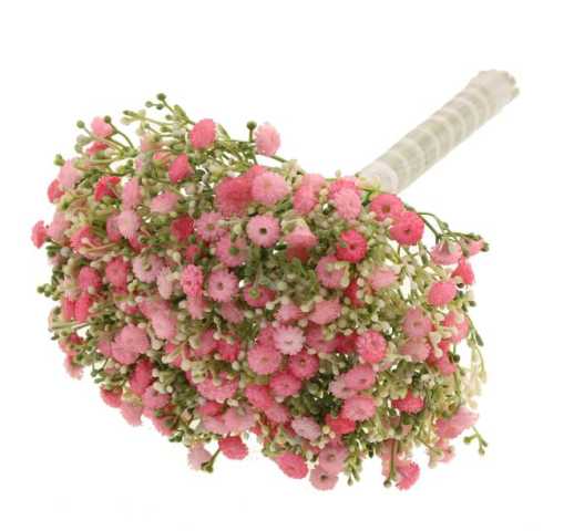 30cm Million Star Gyp Bundle Pink