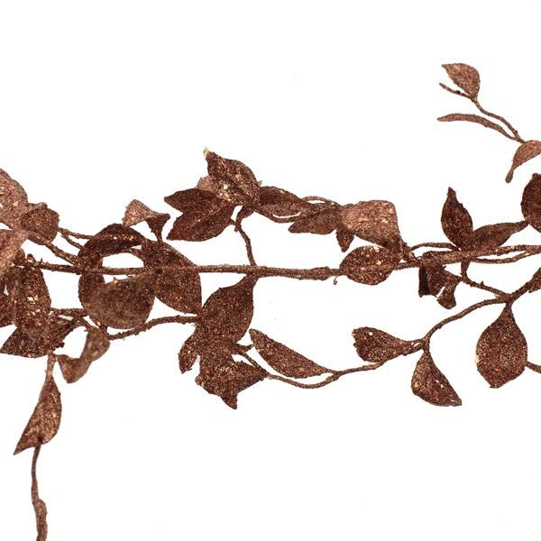 180cm Honeysuckle Garland Copper