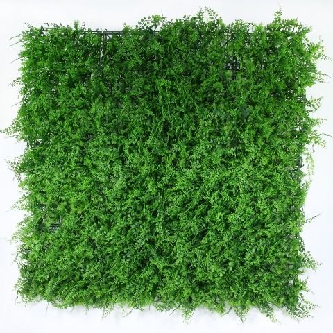 Exterior UV Resistant Fern Wall 1 x 1mtr