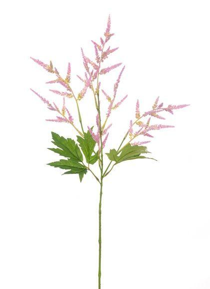 Astilbe Spray   - 61cm Light Pink