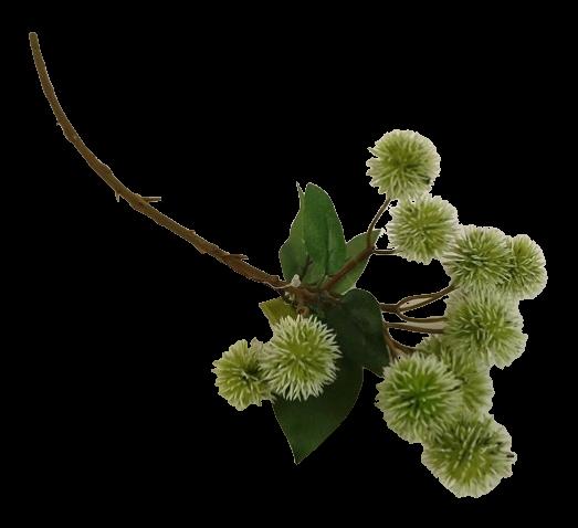 40cm Sweetgum Spray Green