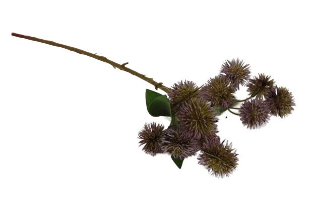 40cm Sweetgum Spray Purple
