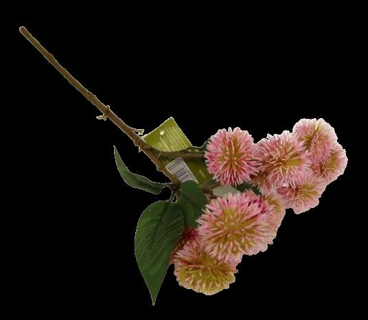 40cm Sweetgum Spray Pink