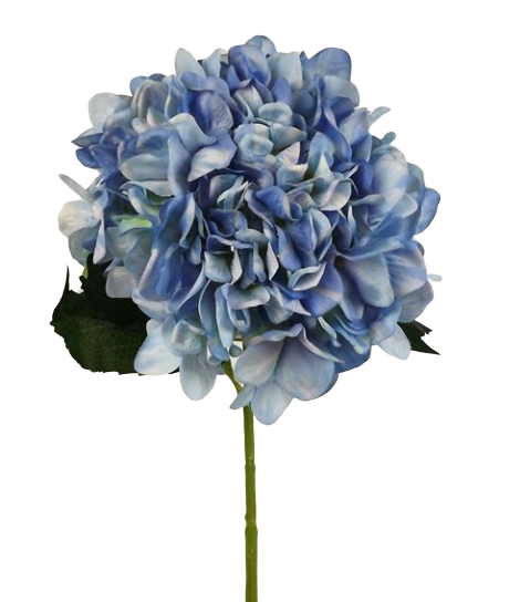 82cm Hydrangea Blue
