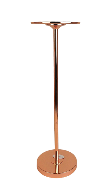 87cm Cosmos Plinth Rose Gold
